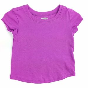 NWT Old Navy Soft Washed Crew Neck Tee